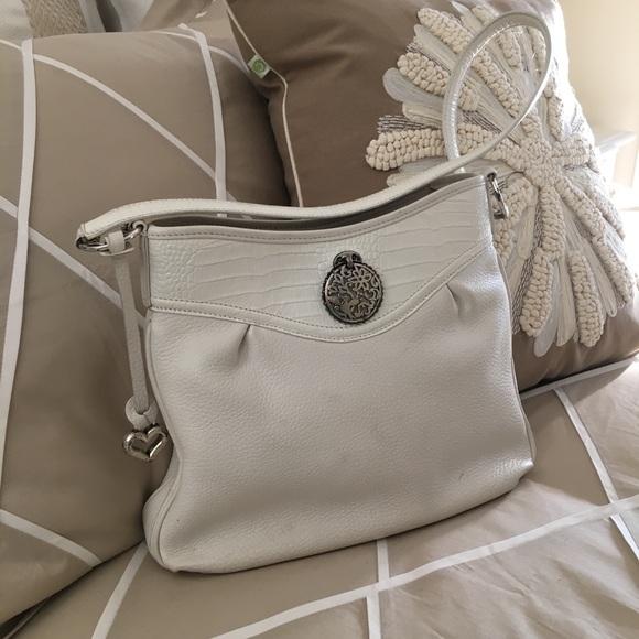 Brighton Handbags - Authentic Brighton off white handbag
